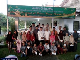 Plt. Bupati Lamsel Safari Ramadan Bersama PTPN VII