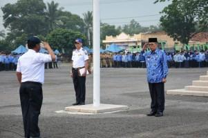 Plt Bupati Lamtim Imbau Kepala OPD untuk Menginap di Rumah Dinas Selama Hari Kerja