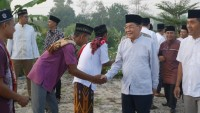 Plt Bupati Mesuji: Idulfitri Momen untuk Perkokoh Persaudaraan