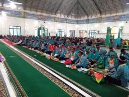 Plt Bupati Mesuji Lepas Keberangkatan 147 Jemaah Calon Haji