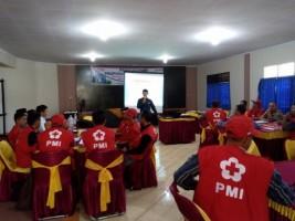 PMI Petakan Kelompok Rentan Mitigasi Bencana