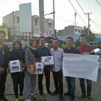 PMII Darmajaya Galang Bantuan Korban Gempa Lombok