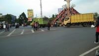 PMII Lampura Galang Dana Bantu Korban Gempa Lombok