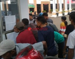 PN Kotabumi Putuskan Ribuan Berkas Tilang