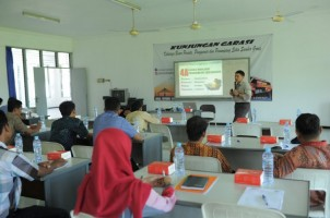 PO Sumber Kencono - Shell Gelar Defensive Driving Training