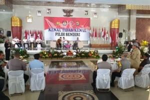 Polda Lampung Giatkan Dialog Jelang Pemilu
