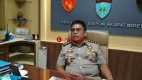 Polda Lampung Lakukan Pemeriksaan Berkala Oknum Satlantas Yang Terlibat Pungli SIM