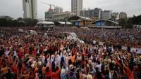 Polda Lampung Sebut Tak Akan Ada Massa Dalam Jumlah Besar Menuju Jakarta