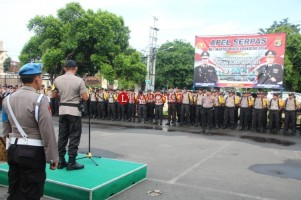 Polda Lampung Siap Berangkatkan 3 SSK untuk Pengamanan Pleno KPU Pusat