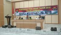 Polda Sebut Kriminalitas di Lampung Menurun