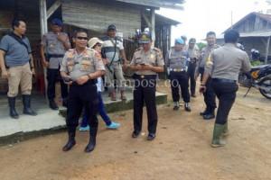 Polda Turunkan Personel Gabungan, Cegah Bentrok Susulan di Register 45