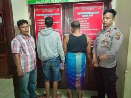 Enam PenggunaSabu di Lamtim Ditangkap