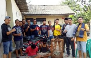 Polisi Bekuk Dua Pelaku Pencurian Burung Murai Batu