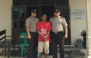 Polisi Bekuk Pelaku Pencurian di Toko Ponsel Mulyojati