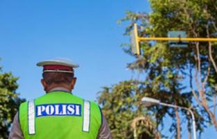 Polisi Belanda Geram
