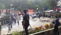 Polisi Berhasil Menjinakkan Pedemo KPK