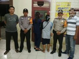 Polisi Bongkar Dugaan Prostitusi Pelajar di Lamtim