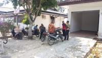 Polisi Buru Pencuri Motor Milik Tenaga Honorer Kantor Camat Sragi