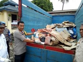 Polisi Gagalkan Penyelundupan Ratusan Kilogram Daging Celeng di Bakauheni
