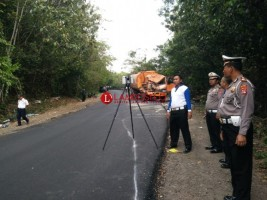 Polisi Identifikasi 10 Titik Penyebab Kecelakaan Bus Rosalia Vs Truk CPO