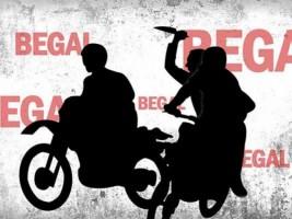 Polisi Ringkus DPO Begal di Lampung Utara