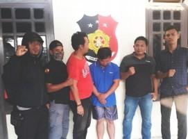 Polisi Bekuk DPO Tersangka Pencurian
