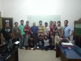 Polisi Ringkus Komplotan Curanmor di Candipuro