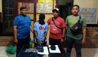 Polisi Tangkap Bandar Sabu di Denteteladas