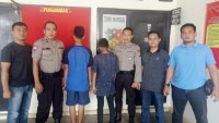 Polisi Tangkap Dua Bocah Pembobol Gerai Ponsel di Tulangbawang Barat