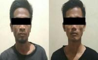 Polisi Tangkap Dua Pelaku PenyalahgunaanNarkotika