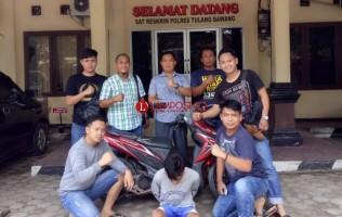 Polisi Tangkap Jambret yang Kerap Beraksi di Lintas Timur Tuba