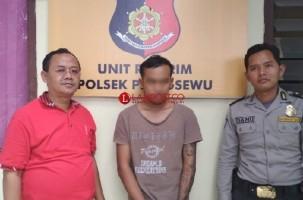 Polisi Tangkap Pelaku Penganiayaan di Pringsewu