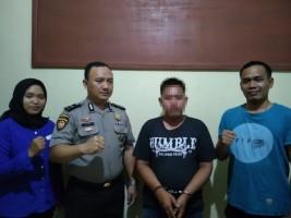 Polisi Tangkap Pelaku Penodongan di Jalan Poros Lambu Kibang