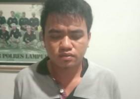 Polisi Tangkap Pelaku Perampasan HP di Kotabumi Ilir