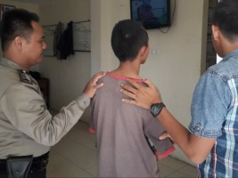 Polisi Tangkap Pencabul Anak Dibawah Umur