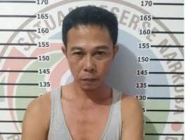 Polisi Tangkap Pengedar Sabu usai Transaksi di Kotabumi