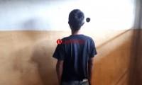 Polisi Tangkap Seorang Pemuda saat Pakai Sabu di Gedung Kosong Pemkab Way Kanan