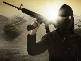 Polisi Tangkap Seorang Terduga Teroris di Benhil