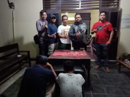 Polisi Tangkap Terduga Otak Pengedar Narkoba di Tubaba