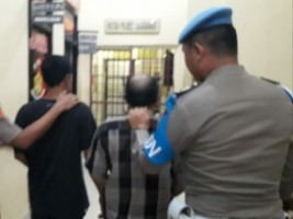 Polisi Tangkap Tukang Ojek Pemilik Sisik Trenggiling