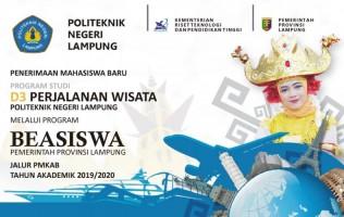 Politeknik-Pemprov Lampung Siapkan Beasiswa D3 Perjalanan Wisata