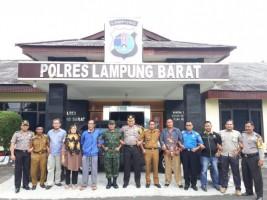 Polres Kodim 0422 Lambar Berhasil Mediasi Penyelesaian Sengketa Tanah Warga Krui