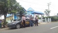 Polres Lambar Beri Pelayanan Keamanan Di Rumah Ibadah