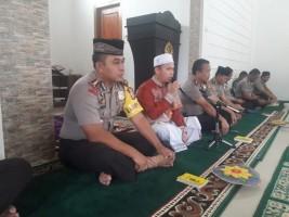 Polres Lambar Gelar Bina Rohani dan Doa Bersama Untuk Pemilu