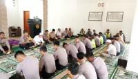 Polres Lambar Gelar Doa Bersama Untuk Pemilihan Peratin Serentak Di Pesibar