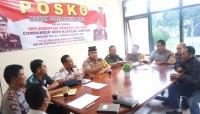 Polres Lambar Terjunkan 526 Personel Amankan Pilkades di Pesisir Barat