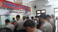 Polres Lampung Utara Gelar Doa Bersama Untuk Korban Gempa