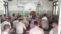 Polres Lampung Utara Gelar Peringatan Maulid Nabi