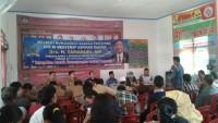 Polres Lampung Utara Gelar Rapat Pemantapan Millennial Road Safety Festival