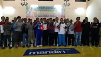 Polres Lampung Utara Gelar Turnamen Bulu Tangkis